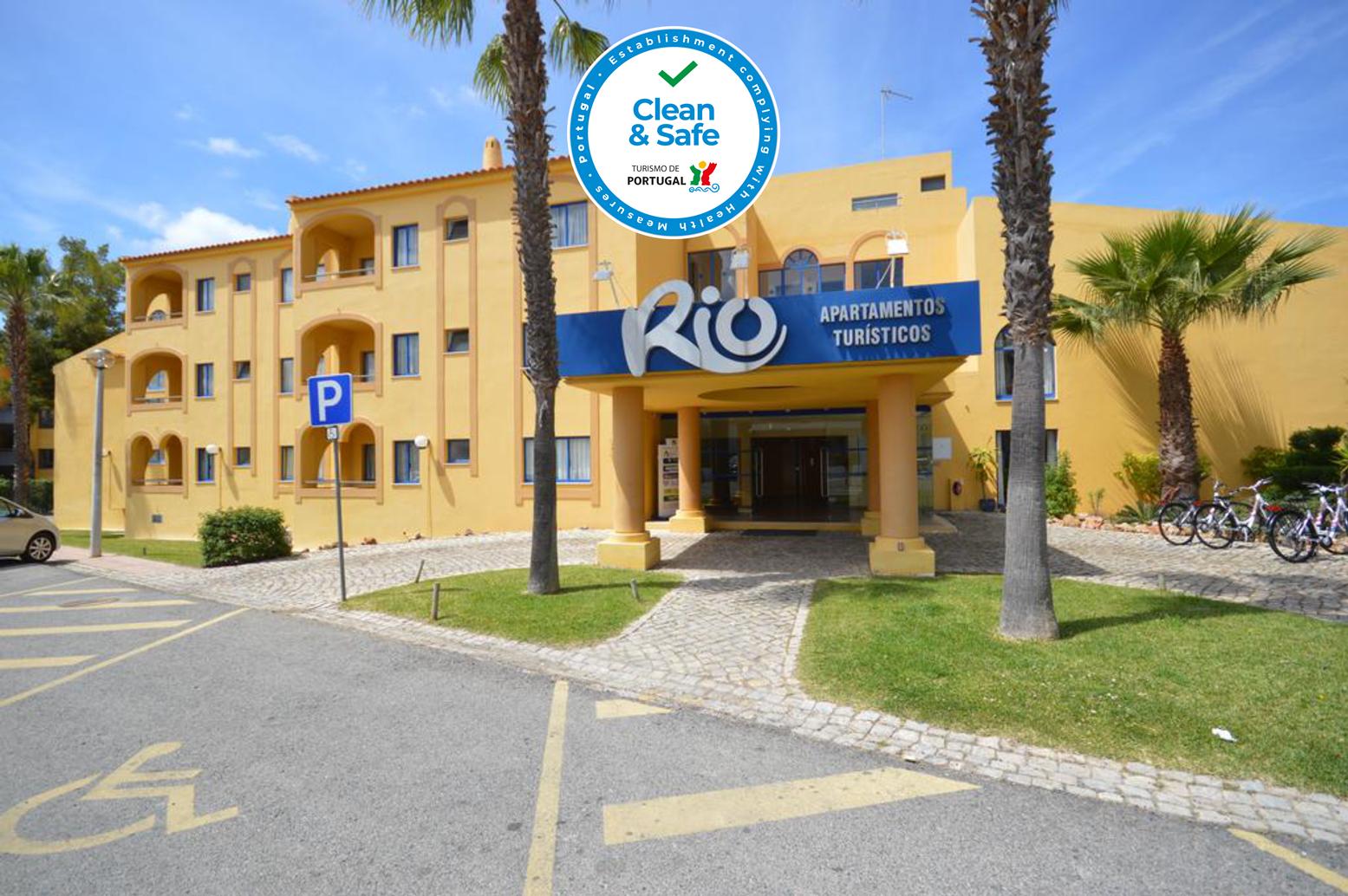 Apartamentos Turisticos Rio