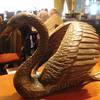 Swan at Forton